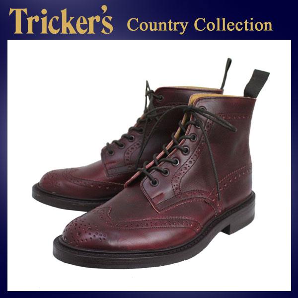 正規取扱店 Tricker's トリッカーズ 2508M COUNTRY BROGUE(カントリーブローグ) ダイナイトソール ロリーポップキャバリア TK025