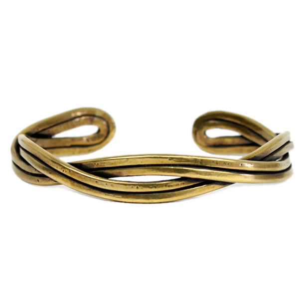 VASSER(バッサー)Calm Bangle Brass(カームバングルブラス)
