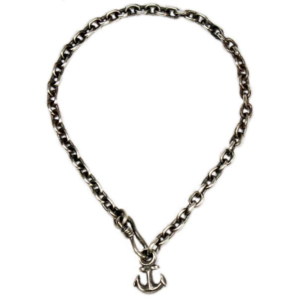 VASSER(バッサー)Anchor Bracelet Silver(アンカーブレスレットシルバー)