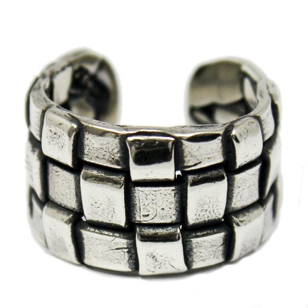 VASSER(バッサー)Vintage Braided Ring(ビンテージブレイデッドリング) 小指向けフリーサイズ