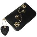 正規取扱HTC(Hollywood Trading Company) #24 TYPE 2 MEDIUM WALLET(タイプ2ミディアムウォレット)財布 ブラック