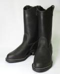 Wescoウエスコ 正規ディーラー WesternBoss ウエスタンボス Black,12height,#430 sole,ウエスタンブーツ