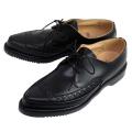 正規取扱店 George Coxジョージコックス 3705(4065) AIR SOLE エアーソール Dリング GIBSON ギブソン BLACK ブラック