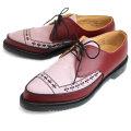 正規取扱店 George Cox(ジョージコックス) 3705(4065) AIR SOLE エアーソール GIBSON ギブソン C.RED x PINK チェリーレッド x ピンク