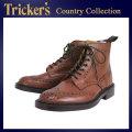 正規取扱店 Tricker's トリッカーズ 2508M COUNTRY BROGUE(カントリーブローグ) ダイナイトソール ナットブラウンバーニッシュ TK024