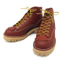 正規 Wescoウエスコ Jobmasterジョブマスター RedWood Leather,Lace to Toe,6height,#100HoneySole,Boss Toe JM57