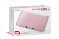N-43★新品/送料無料/本体 Nintendo 3DS LL 本体 ピンク×ホワイト PINK×WHITE SPR-S-PAAA★024