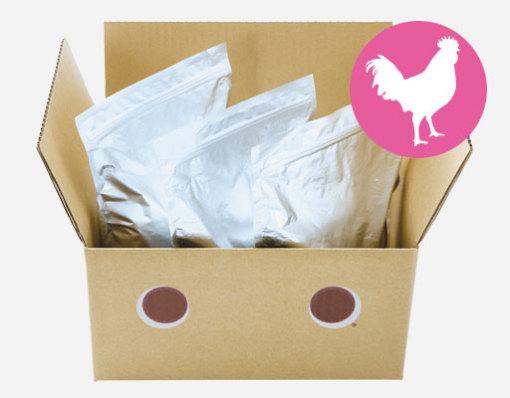 ドットわん dot wan ドットわん鶏ごはんお得用パック(3kg)