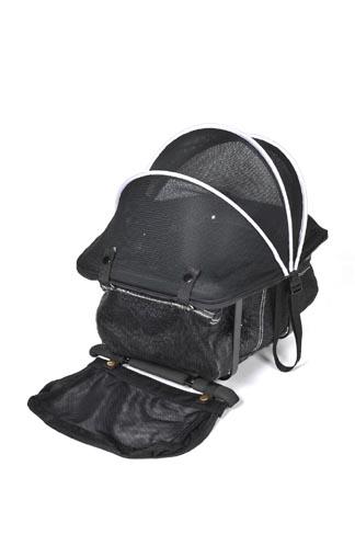 Mother Cart(マザーカート) ラプレ ブラックデニム上段