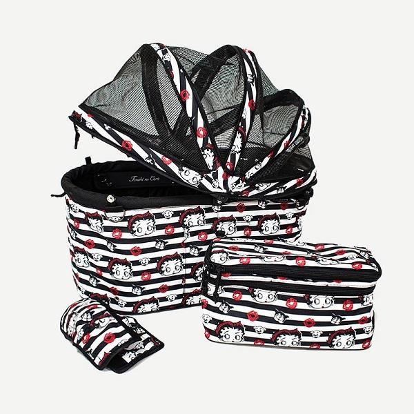 天使のカート Betty Boop Pudgy (専用ドームカバー付)(バッグのみ)