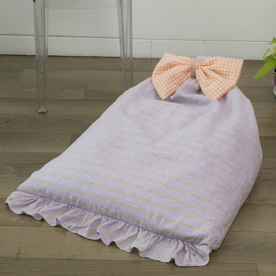 ルイスドッグ louisdog My Lounge Sofa/Lavender Stripes Cover