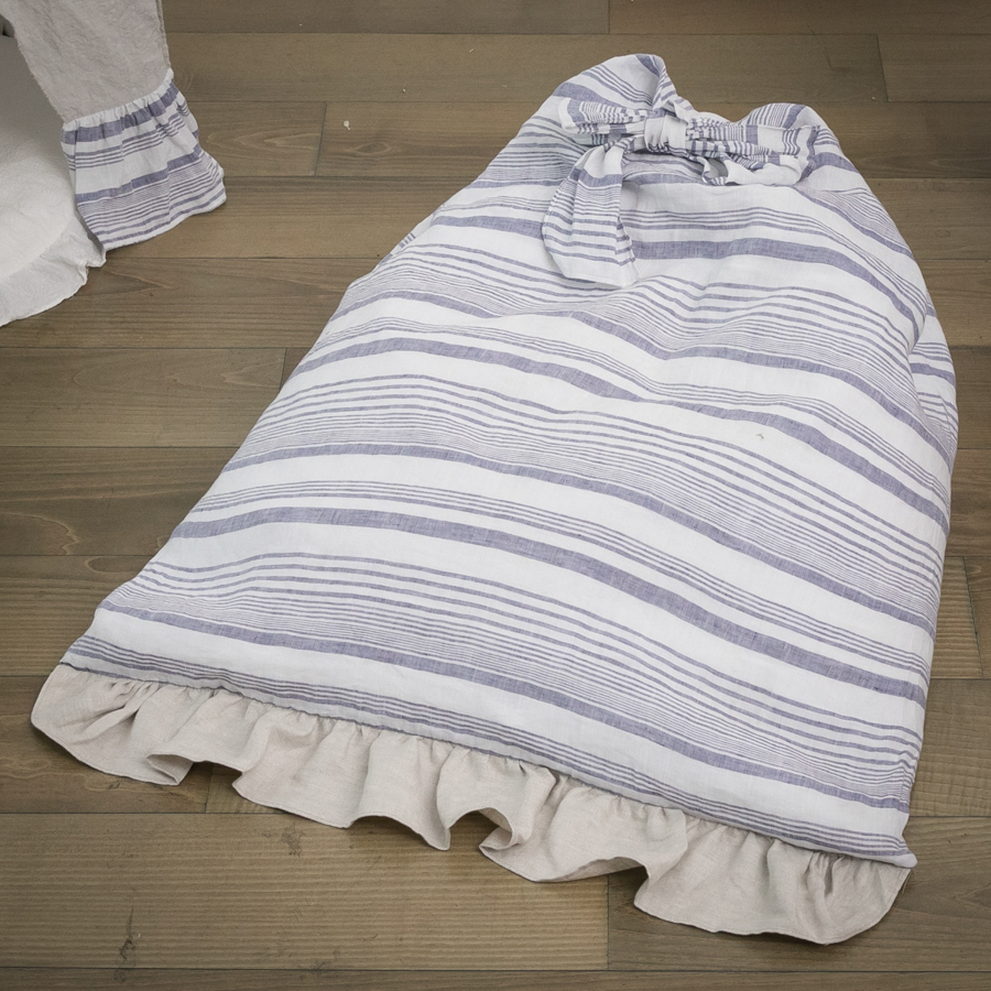ルイスドッグ louisdog My Lounge Sofa/Blue Stripes Cover