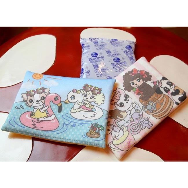 J&Kアニマルズ J&K animals ☆レトロ&スワン 保冷剤ケース☆