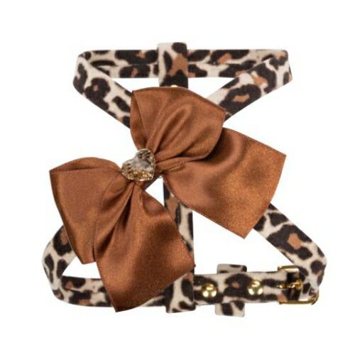 シャーロットドレス Charlotte's Dress Harness Romantic leopard (Art g1509N)