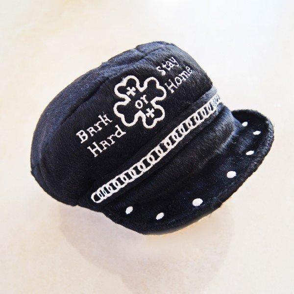 オートディ ギティドッグ Haute Diggity Dog Biker Cap Toy