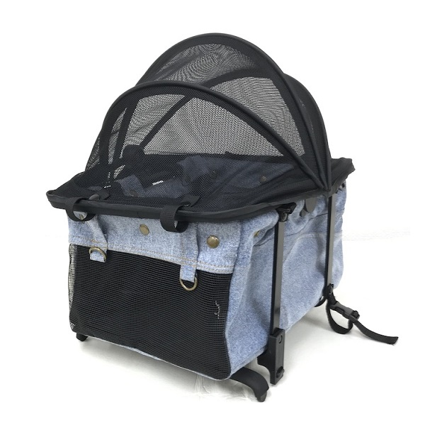 マザーカート Mother Cart ラプレ デニム 上段