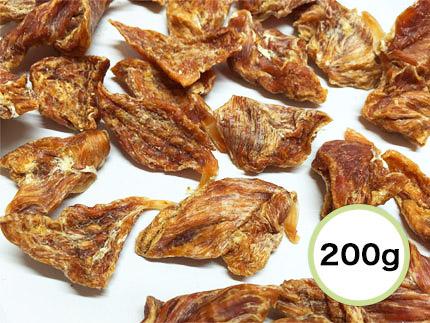 プライムケイズ 無薬鶏プチささみ 増量パック 200g