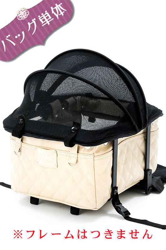 Mother Cart(マザーカート)【着替用】 ラプレ RUPYコラボカート(ベージュ) 上段