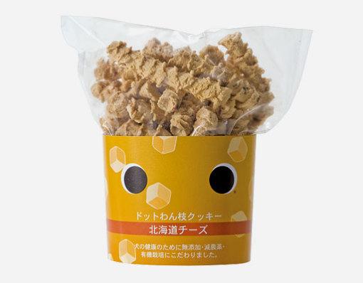 ドットわん dot wan ドットわん枝クッキー北海道チーズ