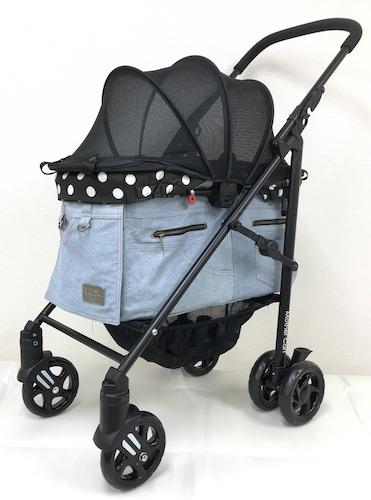 マザーカート Mother Cart ラプレ Lサイズ デニム