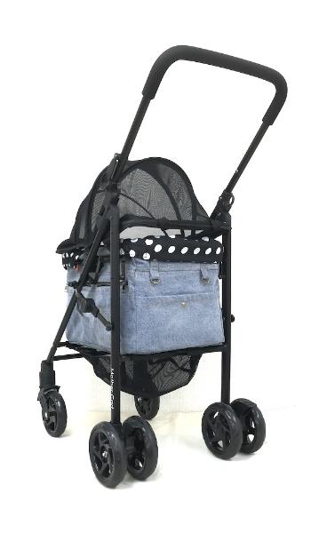 Mother Cart(マザーカート) ラプレ デニム(前面メッシュ新型)