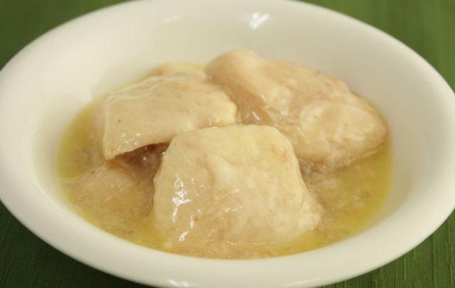 ビッグウッド 国内産鶏テール肉のグルメシチュー