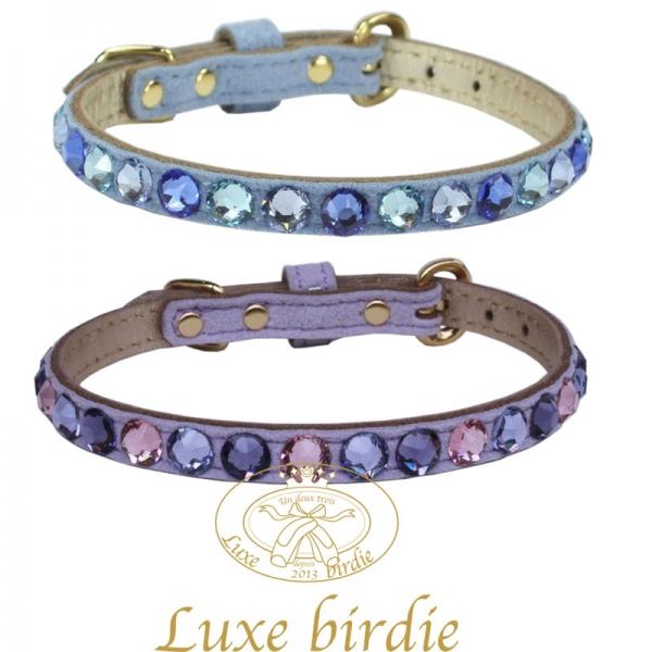 Luxe birdie (リュクスバーディ) Luxeグランマルチカラー(Lavender&smokyblue)