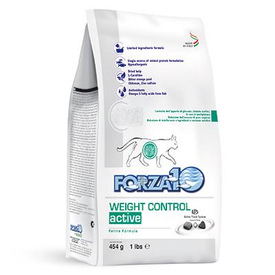フォルツァディエチ FORZA10 ウェイトコントロールアクティブ キャット 低カロリー