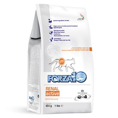 フォルツァディエチ FORZA10 リナールアクティブ キャット 腎臓ケア