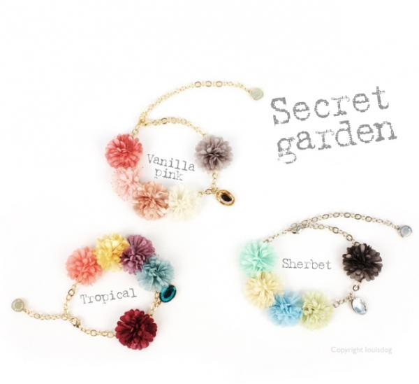 ルイスドッグ louisdog Secret Garden