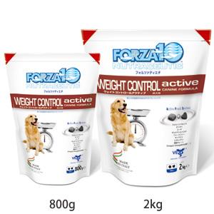 フォルツァディエチ FORZA10 ウェイトコントロールアクティブ 体重・血糖値ケア