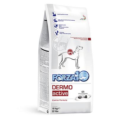 フォルツァディエチ FORZA10 デルモアクティブ 皮膚ケア