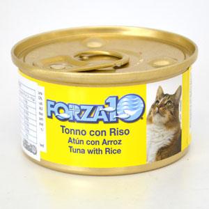 フォルツァディエチ FORZA10 猫用メンテナンスウェット マグロ&ライス