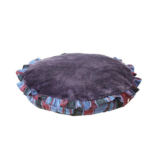 ミムット mimtto Brady round fur bed
