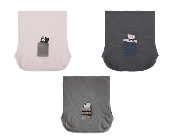 ルイスドッグ louisdog Cotton Warmer Sling Bag
