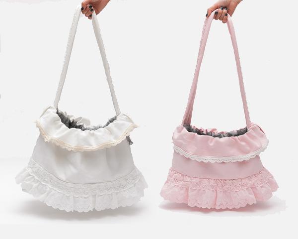ルイスドッグ louisdog Organic YOLO Sling Bag/Frills