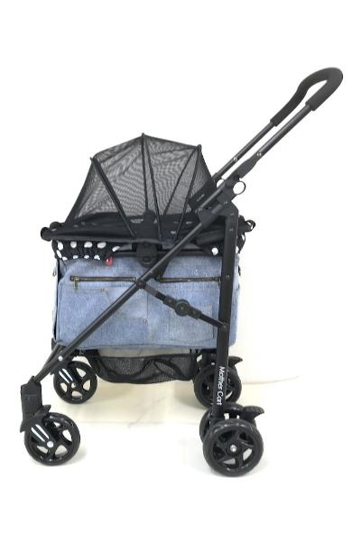 【着替用】マザーカート Mother Cart ラプレ デニム