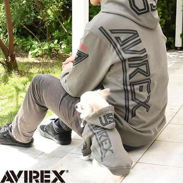 アヴィレックス AVIREX ROADパーカー