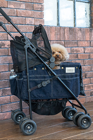 Mother Cart(マザーカート)×Glamourism(グラマーイズム) アジリティー SAKURA
