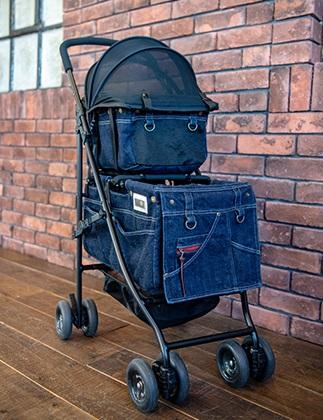 Mother Cart(マザーカート)×Glamourism(グラマーイズム) アジリティー SAKURA 上下段