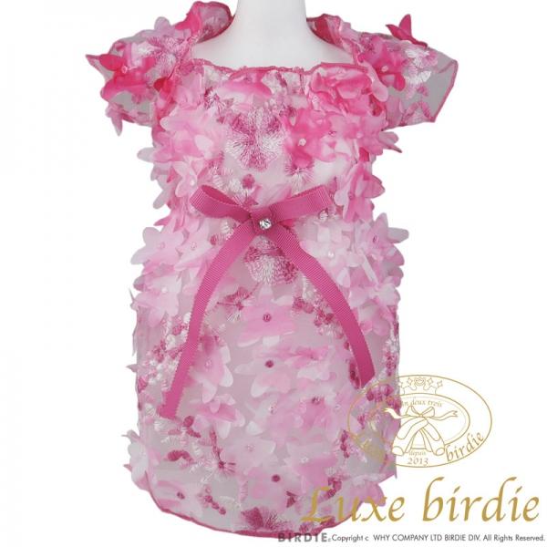 Luxe birdie (リュクスバーディ) フラワーガーデンワンピース