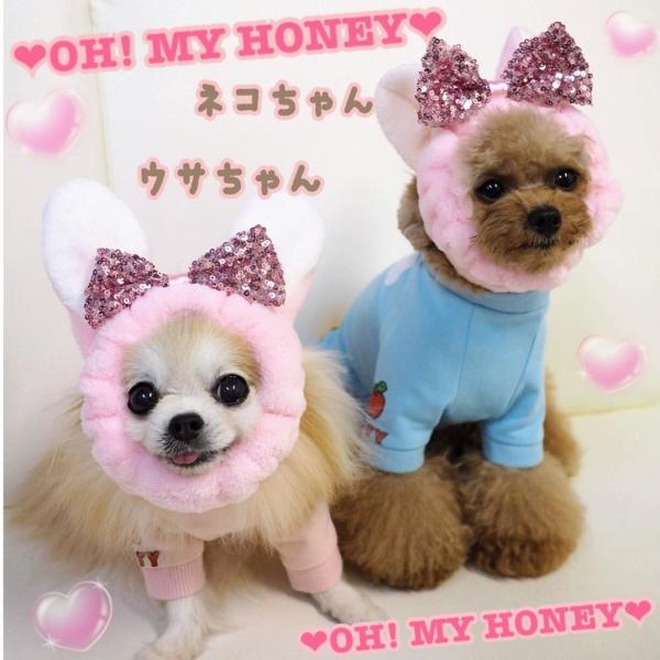 オーマイハイニー OH! MY HONEY ・☆マシュマロ スヌード