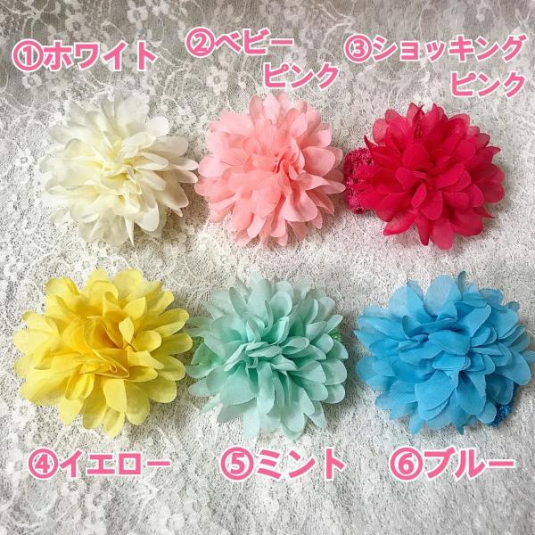 オーマイハイニー OH! MY HONEY ・☆お花のスヌード