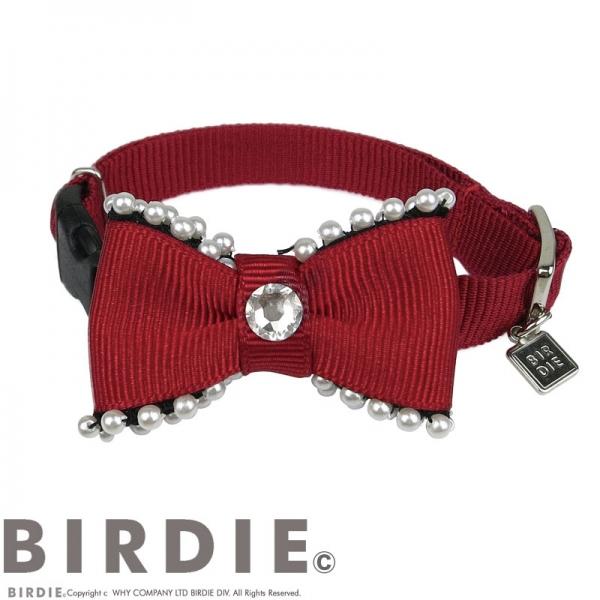 バーディ BIRDIE  CATプチパールリボンカラー