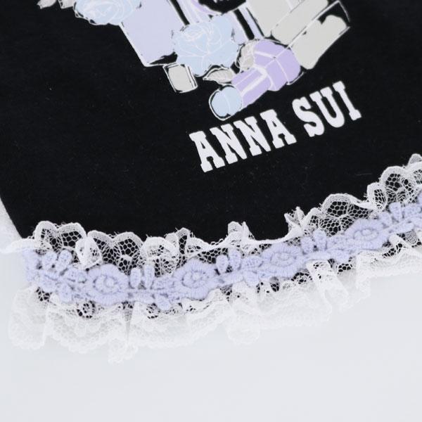 ANNASUI(アナスイ)コスメプリントワンピース【小型犬犬服ウエアワンピースドレスセレブ】