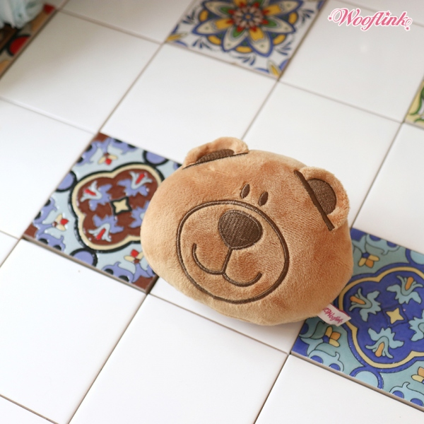 WOOFLINK(ウーフリンク) HEY BEAR PLUSH TOY