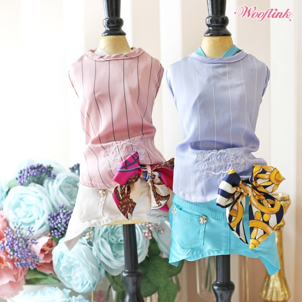 WOOFLINK(ウーフリンク) PERFECT DAY BLOUSE