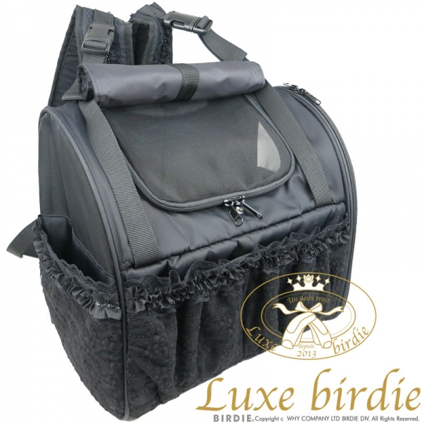 Luxe birdie (リュクスバーディ) フラワーチュールリュック