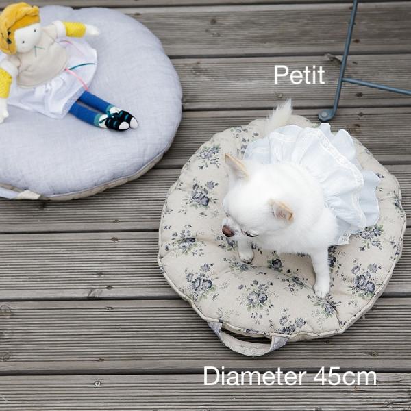 ルイスドッグ louisdog Seersucker Pillow
