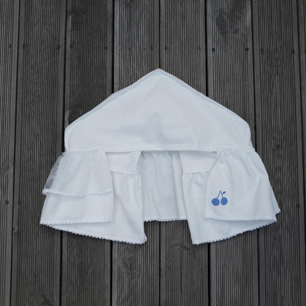 ルイスドッグ louisdog Peekaboo/White Cabana Frame Cover